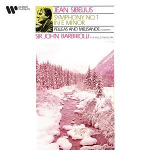 Sir John Barbirolli的專輯Sibelius: Symphony No. 1, Op. 39 & Suite from Pelléas et Mélisande, Op. 46