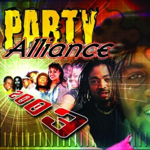 Album Party Alliance from Party Alliance