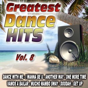 Disco Band的專輯Latin Dance Hits Vol.8