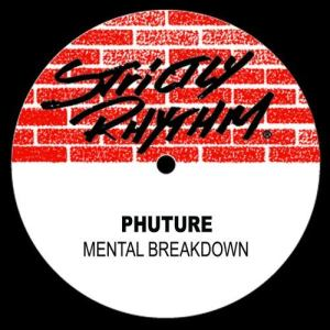 Album Mental Breakdown from Phuture
