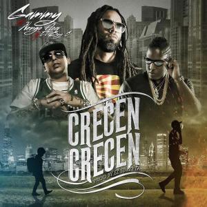 Album Crecen Crecen (Explicit) from EZ El Ezeta