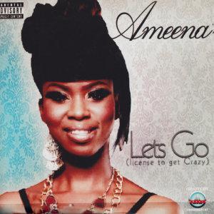 Album Let's Go from Ameena
