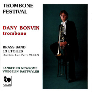 Album Langford, Newsome, Voegelin & Daetwyler: Trombone Festival from Gordon Langford