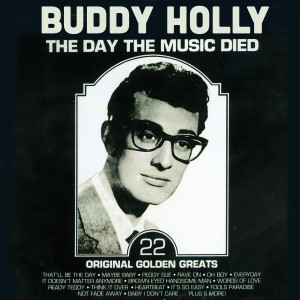 Album The Day the Music Died from BuddyHolly
