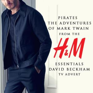 "Album Pirates - The Adventures of Mark Twain (From the H&M ""Essentials David Beckham"" T.V. Advert) from London Festival Orchestra"