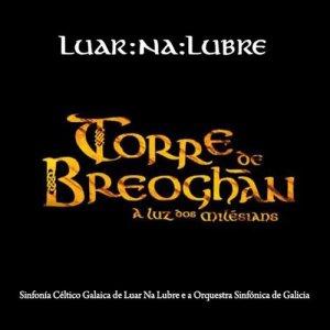 Album Torre de Breoghán from Luar Na Lubre