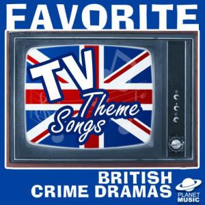The Hit Co.的專輯Favorite Tv Theme Songs: British Crime Dramas