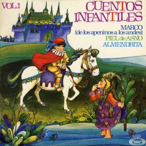 Album Cuentos Infantiles, Vol. 1 from Cuentos Infantiles