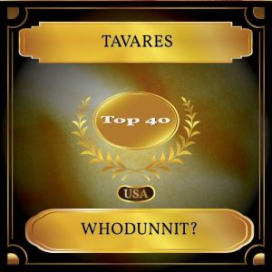 Album Whodunnit? from Tavares