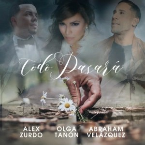 Album Todo Pasará from Olga Tanon