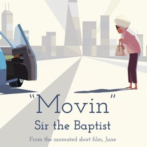 Album Movin from Sir The Baptist
