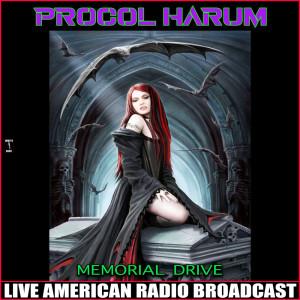 Album Memorial Drive from Procol Harum