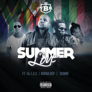 Album Summer Love from Ybk
