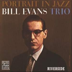 Bill Evans Trio的專輯Portrait In Jazz