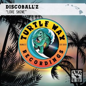 Album Love Shine from Disco Ball'z