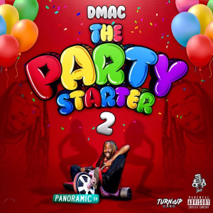 Album The Party Starter 2 from Dmac