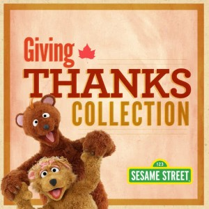 Album Giving Thanks Collection from Sesame Street Band