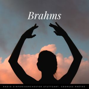 Album Brahms from Georges Pretre