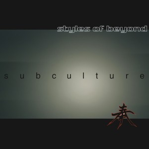 Album Subculture B/W Windows from Styles of Beyond