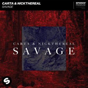 Carta的專輯Savage