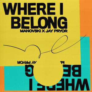 Album Where I Belong from Jay Pryor