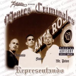 Album Representando from Mr. Pelon