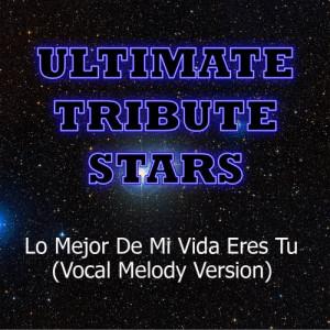 Ultimate Tribute Stars的專輯Ricky Martin - Lo Mejor De Mi Vida Eres Tu (Vocal Melody Version)