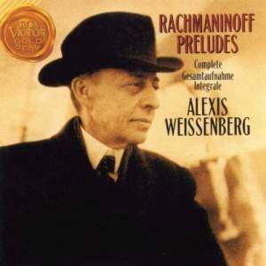 Rachmaninoff: Preludes Complete
