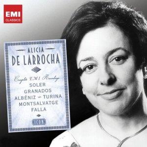 Alicia de Larrocha的專輯Icon: Alicia De Larrocha