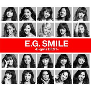 E-Girls的專輯E.G. SMILE -E-girls BEST-
