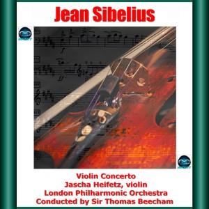 Album Sibelius: Violin Concerto from Jascha Heifetz