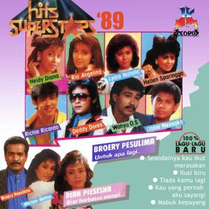 Hits Superstars 89 dari Broery Pesulima