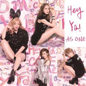 As One的專輯Hey Ya! (Mandarin Version)