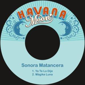 Album Ya Te Lo Dije from Sonora Matancera