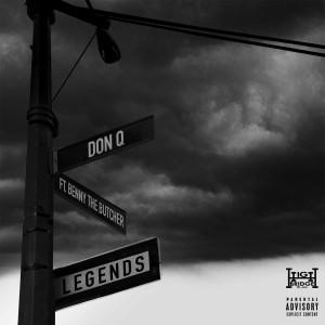 Album Legends (feat. Benny the Butcher) (Explicit) from Don Q