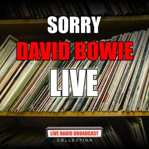 David Bowie的專輯Sorry