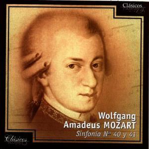 Album Wolfgang Amadeus Mozart, Sinfonía Nº 40 y 41 from Mozart Festival Orchestra