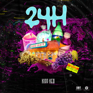 Listen to 24H song with lyrics from Kidd Keo
