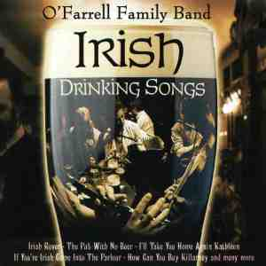 Album Irish Drinking Songs from O'Farrell Family Band