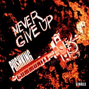 Album Never Give Up from Pushking Community