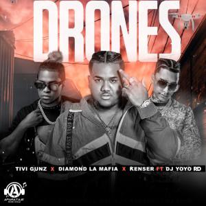 Album Drones from Kenser
