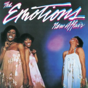 The Emotions的專輯New Affair
