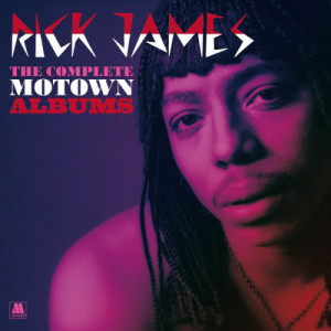 Album The Complete Motown Albums from Rick James