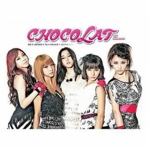 Chocolat的專輯Syndrome
