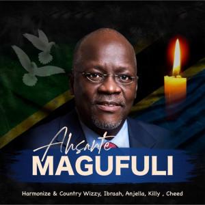 Album Ahsante Magufuli (feat. Ibraah, Anjella, Country Wizzy, Cheed & Killy) from Harmonize