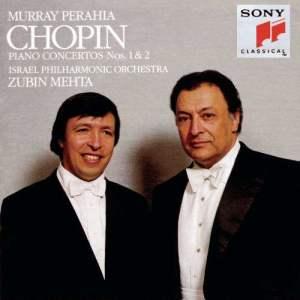 Israel Philharmonic Orchestra的專輯Chopin: Piano Concertos Nos. 1 & 2