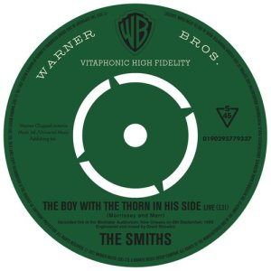 Album The Boy with the Thorn in His Side (Live) from The Smiths