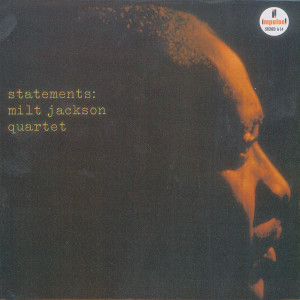 Album Statements (Expanded Edition) from Milt Jackson