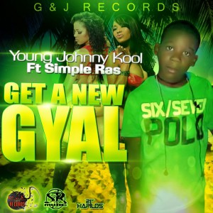 Album Get a New Gyal from Young Johnny Kool