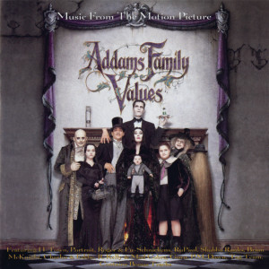 Addams Family Values 1993 Various Artists